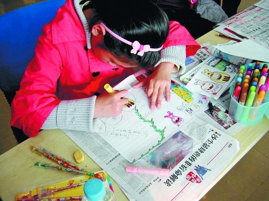 二年级中秋节画画