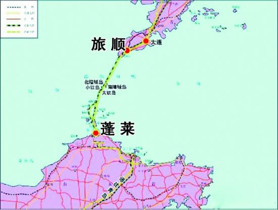 鲁东大学副校长柳新华是渤海海峡跨海通道研究课题