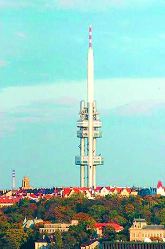 世界十大最高电视塔