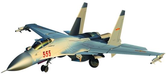 歼20纸飞机模型图纸_歼15仿真纸飞机图纸