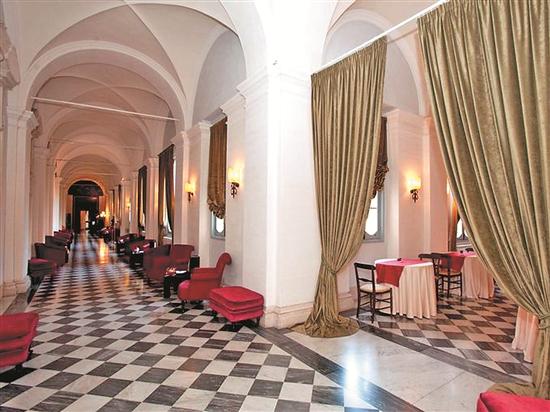 欧式罗马浴室图片