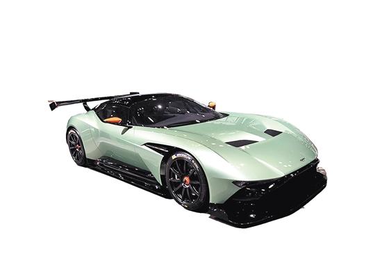 0l v12自然吸气发动机,最大功率超过800马力,采用mr布局.