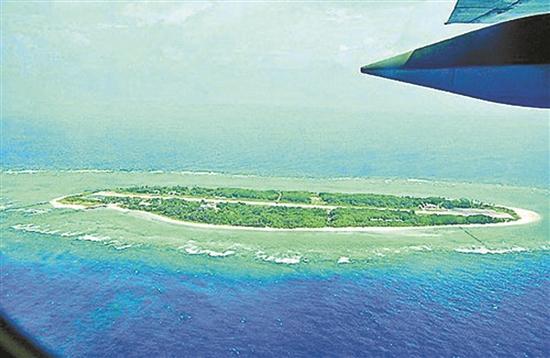 太平岛全景
