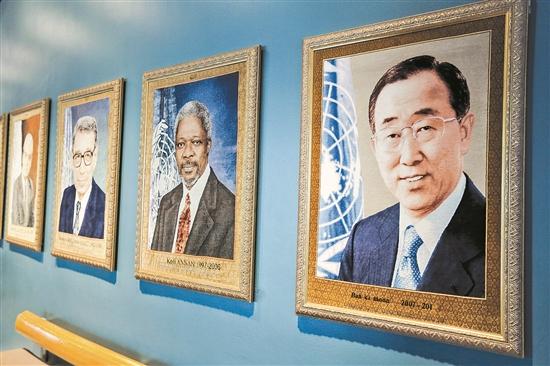 潘基文一直被视为下届韩国总统选举最热门候选人之