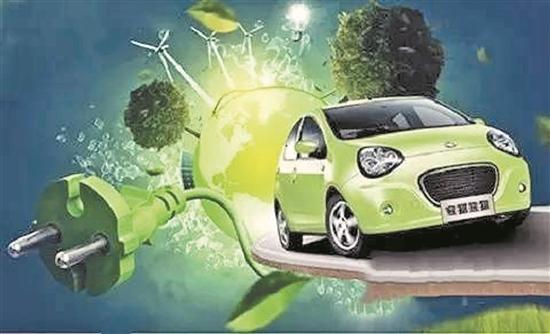 """新能源汽车驶入""""风口期"""" 电池回收利用孕育巨大商机"""