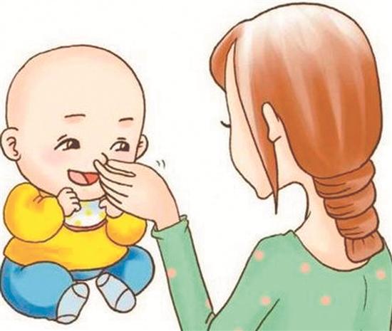 儿童由于其特殊的生理结构,咽鼓管的直径仅为成人的1/2,鼓室口与咽