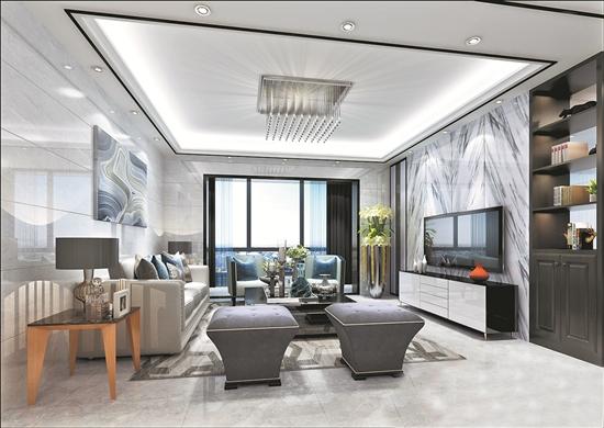 房屋户型:四房两厅两卫  设计风格:后现代风格  装修金额:18万元(不