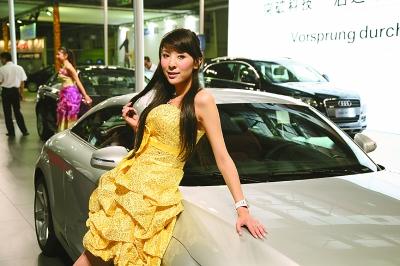 泉州国际车展:多款新车揭面纱图片