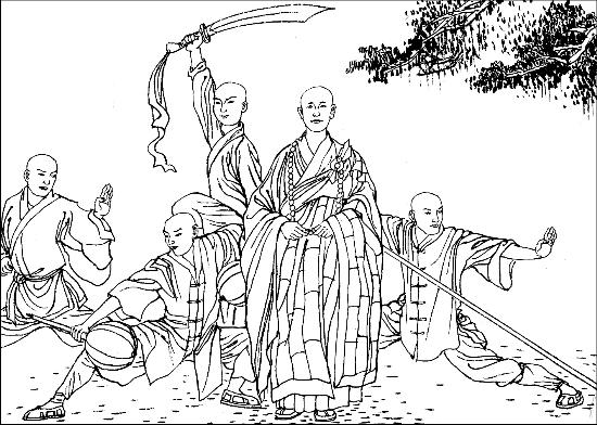 武术文化篇) 南少林录